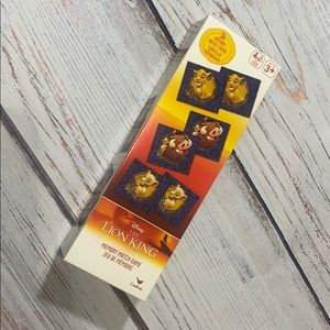 Disney The Lion King Memory Match Game
